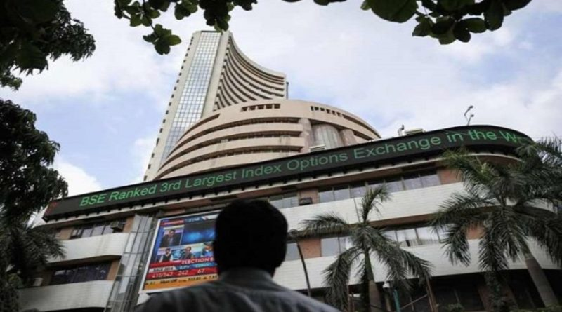 Sensex drops over 300 pts in early trade; Nifty tests 9,400 level